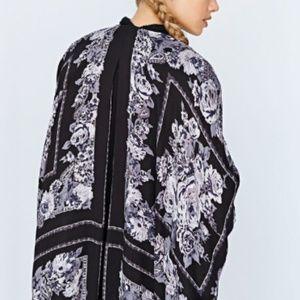 Urban Outfitters KimchiBlue Print Kimono